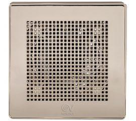"""Vortice ME 100/4"""" LL Punto Evo PRÉMIUM arany színű fürdőszoba, wc ventilátor, alap típus, IP45"""