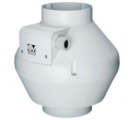 Vortice CA 100 VO D in-line centrifugális csőventilátor 3 fordulattal
