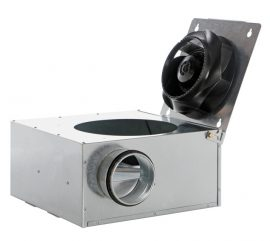 Vortice CA-IL 160 hangcsillapított ventilátor