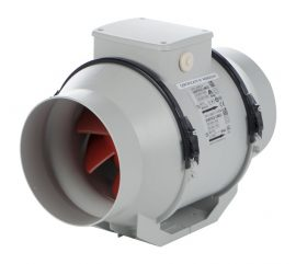 Vortice Lineo 160 VO műanyagházas félradiális csőventilátor