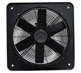 Vortice E 606 T ATEX II 2G/D H T3/125 °C GB/DB Robbanásbiztos fali axiál ventilátor