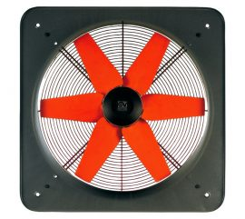 Vortice Vorticel E 506 T fali axiál ventilátor