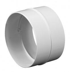PVC csőtoldó szellőző rendszerhez NA150