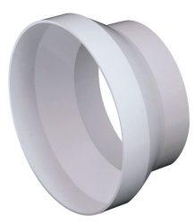 PVC szűkítő idom szellőző rendszerekhez NA150/125
