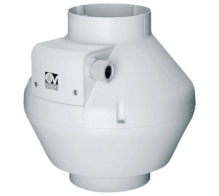 Vortice CA 250 VO E in-line centrifugális csőventilátor